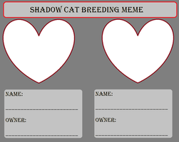 Shadow Cat Breeding Meme by cheshire-cat-tamer