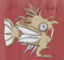 (Magi)Korp by Zhooves