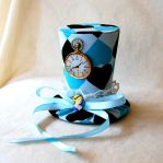 Tiny Top Hat: Alice In Wonderland - Version Two by TinyTopHats