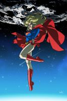 The Girl of Steel by kit-kit-kit