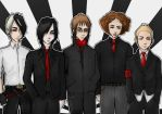 My Chemical Romance - COLOURED by zero-topic