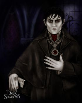 Barnabas Collins by Initial-Dzines
