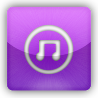 iTunes icon by sycamoreent-REMIX