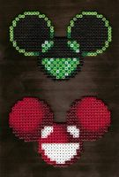 Hama Deadmau5 by Retr8bit