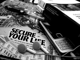 Secure Your Life.. by Hoodiboy