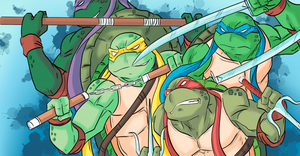 TMNT by Ray-D-Sauce