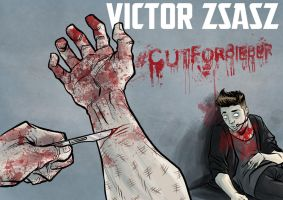 DDF2013 - Day 6: Victor Zsasz by BloodySamoan