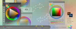 Tip#45: Quickly switch to Color Temperature Wheel by Anastasiy