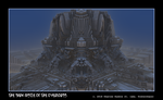 the dark castle of the overlords by fraterchaos