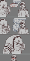 Mass Effect Comic by RenegadeCharles