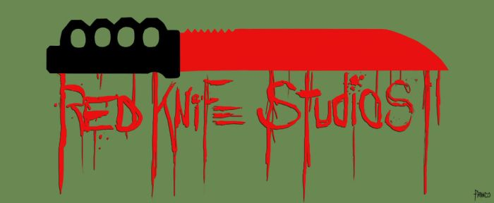 Redknife by solarpowersoul