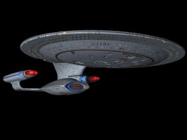 USS Enterprise-D by metlesitsfleetyards