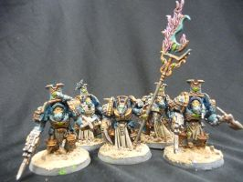 Thousand son terminators full by Solav