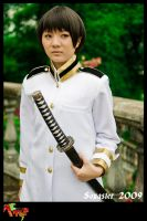 Axis Powers Hetalia : Japan by songster69