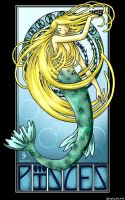 Pisces Female by hairwire