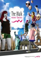 The Walk...New Faces by MetaMephisto