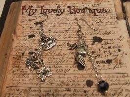 Perfect Prince earrings by TheLovelyBoutique