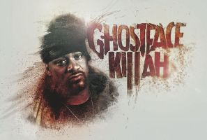 Ghostface Killah by ultradialectics