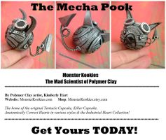 the mecha pook by japookins