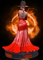 red dress by switchblade0739