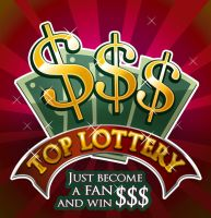 Top Lottery Logo Contest by OracleSaturn
