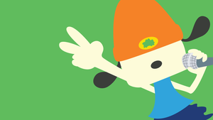 Parappa the Rapper by Oldhat104