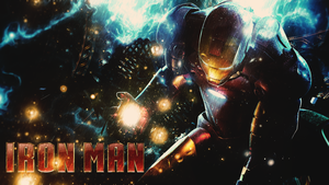 Iron Man Wallpaper by Gigy1996