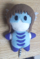 Amber Plushie by Tez-Taylor
