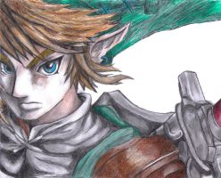 Link - Twilight Princess by GekodaZ
