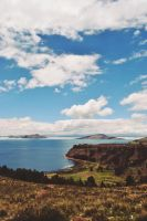 Lake Titicaca by LeaLion