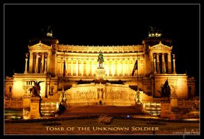 Tomb of the Unknown Soldier by SimonArts