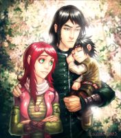 Raising Harry Part I (Lily/Sanpe) by hueco-mundo
