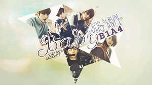 baby-b1a4 by SickyJinny