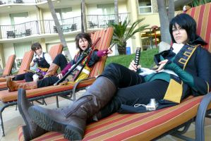 SSC at ALA 10 Friday Preview by SoySauceCosplay