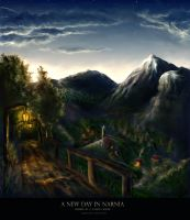 A New Day In Narnia by merl1ncz