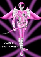The Power Rangers: Kimberly by Distephano