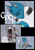RaccoonBrothers::Page014 by TotemEye