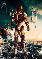 Iron Man by MMystery92