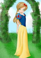 Disney dress up, Snow white by misspants12