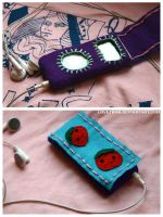 iPod case by LOVETRON