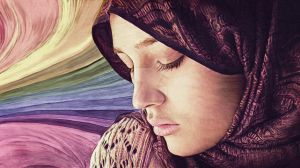 Comely Hijaber by Peacasson