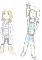 COTA - Kirsty's new outfits by supernanny191