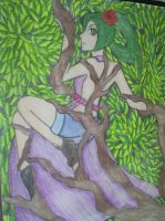 100 Theme Challenge #22- Mother Nature by Lady-Yuukie