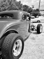 1934 Ford by ArielOlivia