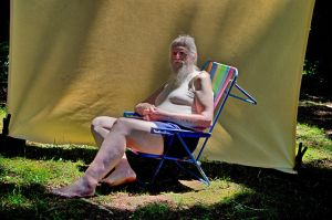 2015-06-10 Beach Chair Poses 04 by skydancer-stock