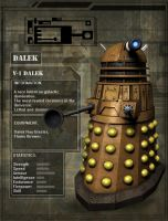Dalek profile by DarkAngelDTB