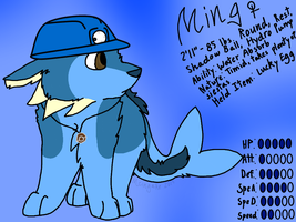 Ming Ref Sheet by Mcingake