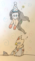 PKMNation: Surprise for Two! by Dianamond