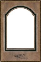 Antique Photo Border by SolStock