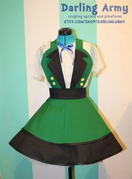 Ciel -Black Butler- Cosplay Pinafore Commision by DarlingArmy